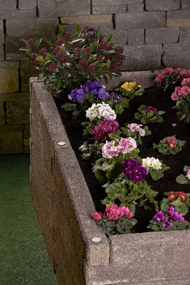 Aj takto si môžete upraviť záhradku