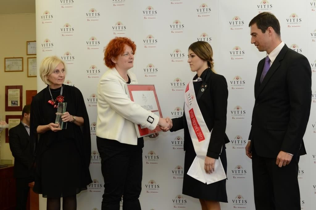 Mladí somelieri sa stretli na Vitis Trophée Junior