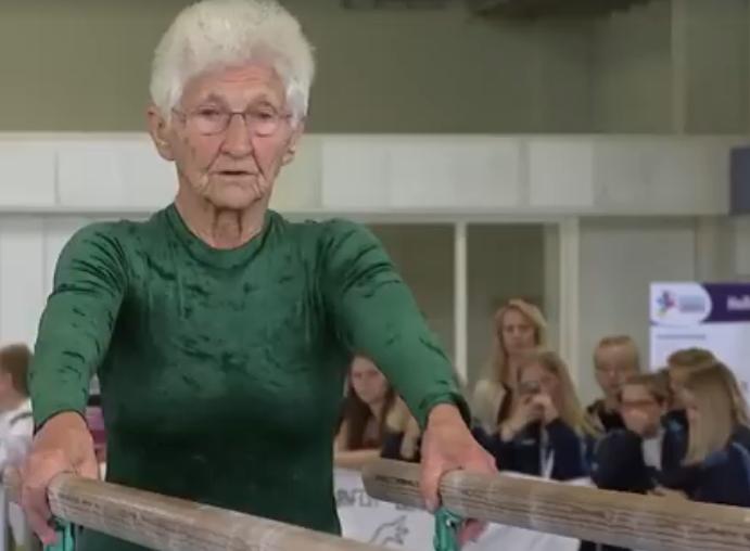 Má 91 rokov a stále je fit ako repa