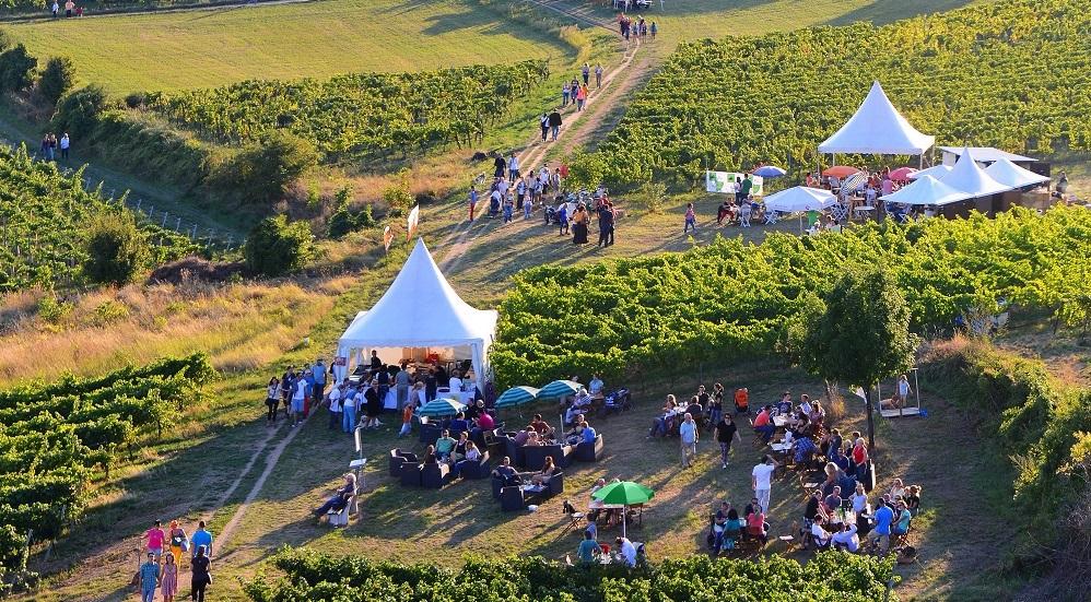 Navštívte najdlhší vínny bar v Rakúsku na dolnorakúskom podujatí Pôžitkárska míľa