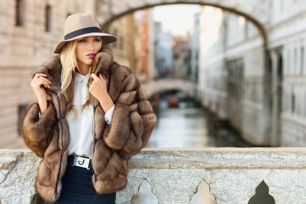 Zima v teplučkom kožúšku