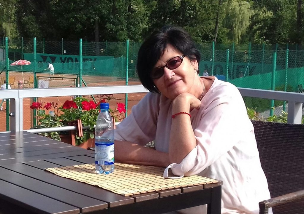 Mária Tolnayová – vynikajúca novinárka, lyžiarka a teraz už aj starká, ako ju volajú vnučky.