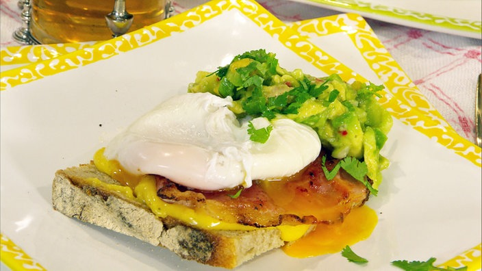 Víkendové raňajky – vajcia Benedikt