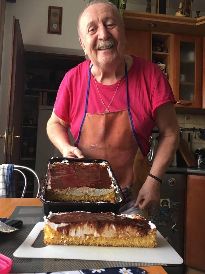"""""""Fajny"""" koláč podľa superdedka"""
