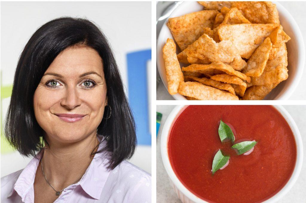 Diéta – to je drina a odriekanie, ale vraj môže byť aj zdravá a chutná, hovorí Martina Dvořáková