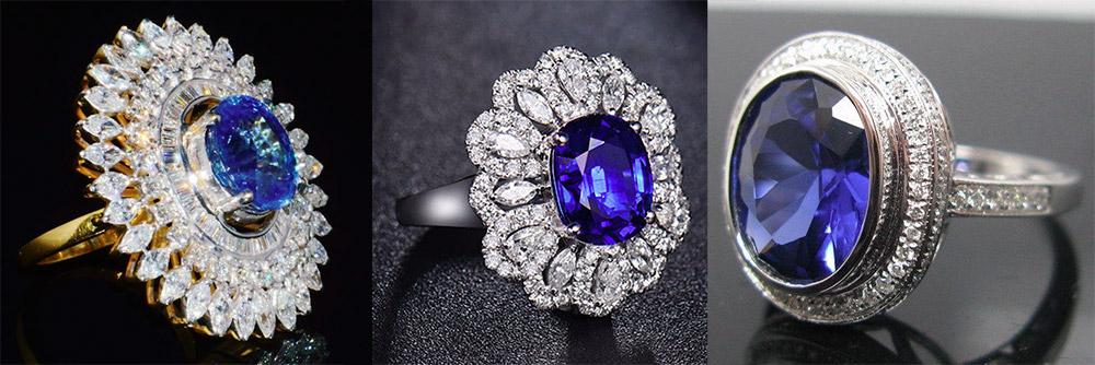 Zafír, šperk spájaný s romantickou a vášnivou láskou
